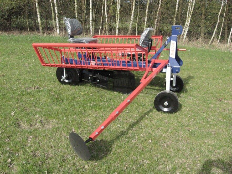 Planter machine Daria
