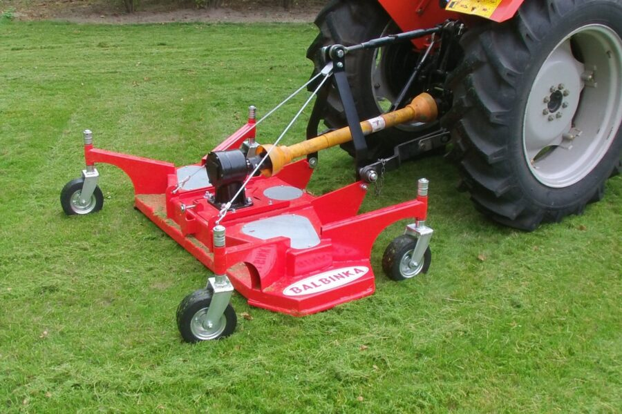 Wheel Mowers