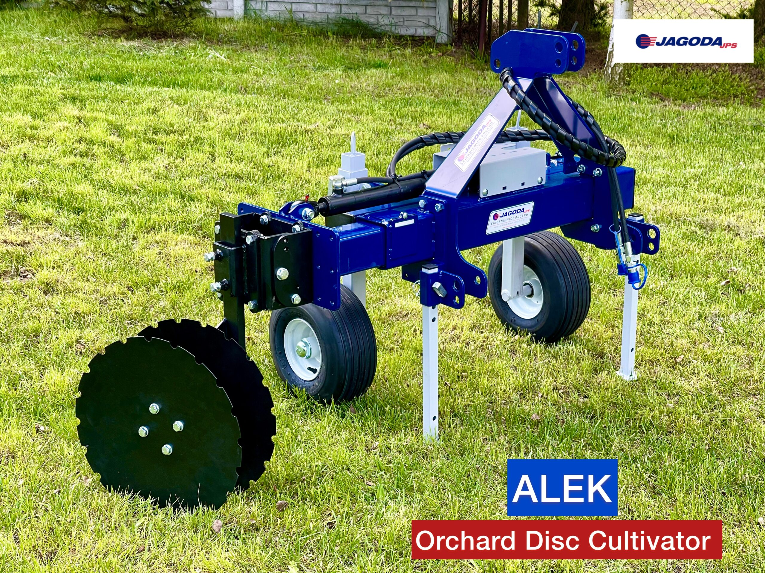 Orchard Disc Cultivator ALEK