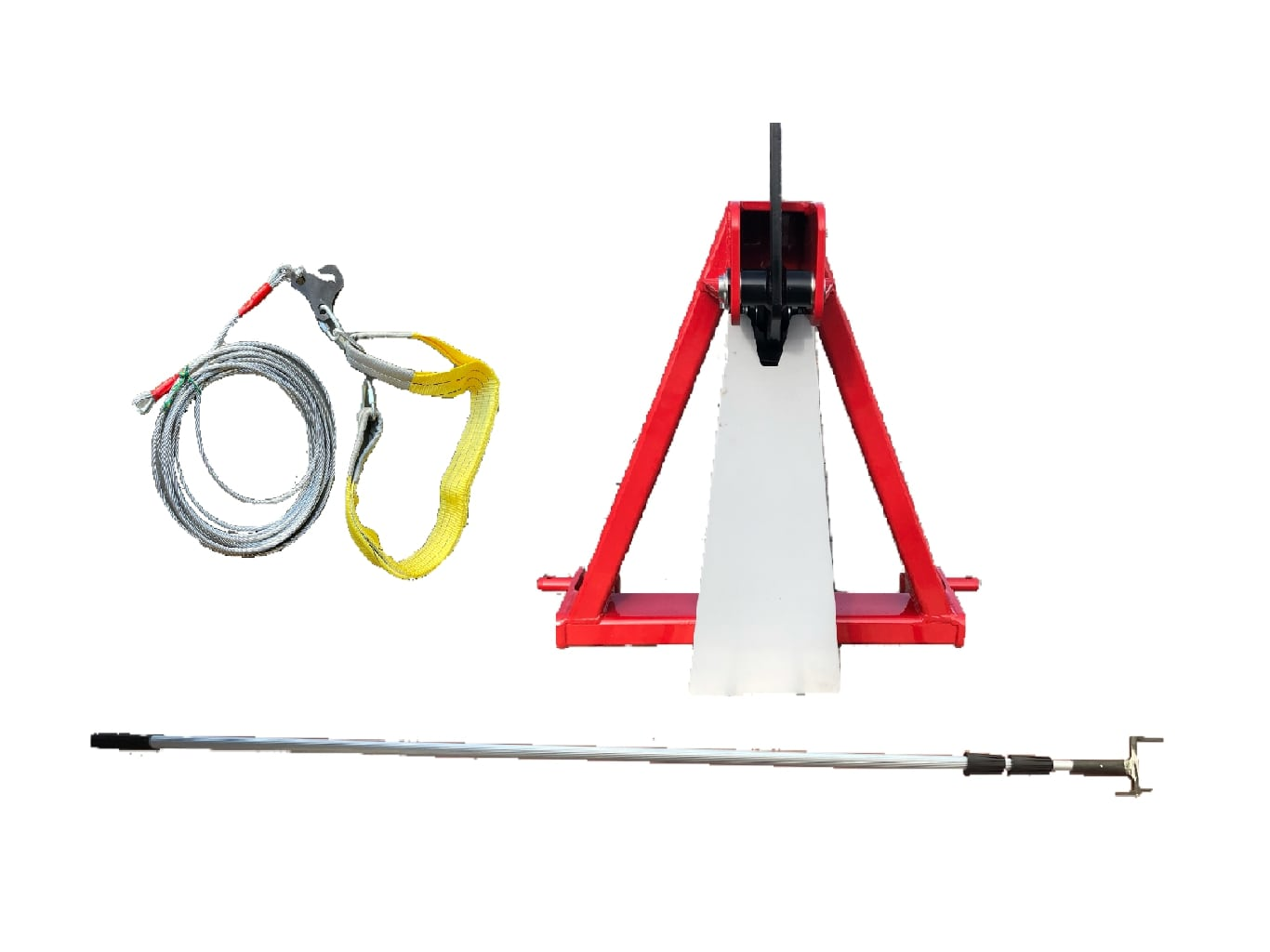 trunk Rope shaker RS-100
